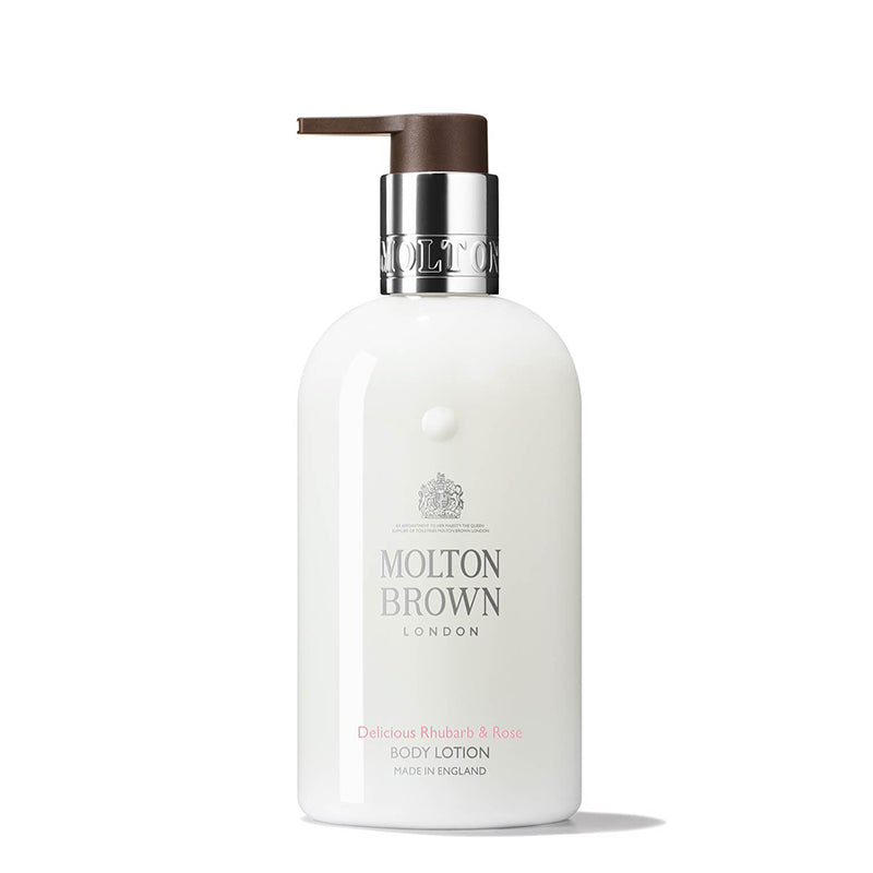 MOLTON BROWN | Body Lotion - Delicious Rhubarb & Rose