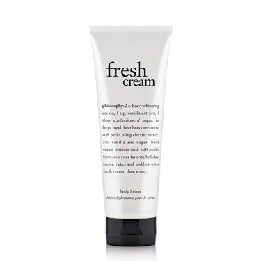 fresh cream lotion