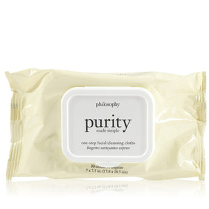 PHILOSOPHY | Purity Made Simple One-Step Facial Cleansing Cloths