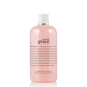 PHILOSOPHY | Amazing Grace Shampoo, Shower Gel & Bubble Bath