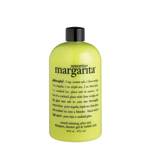 PHILOSOPHY | Senorita Margarita Shampoo, Shower Gel & Bubble Bath