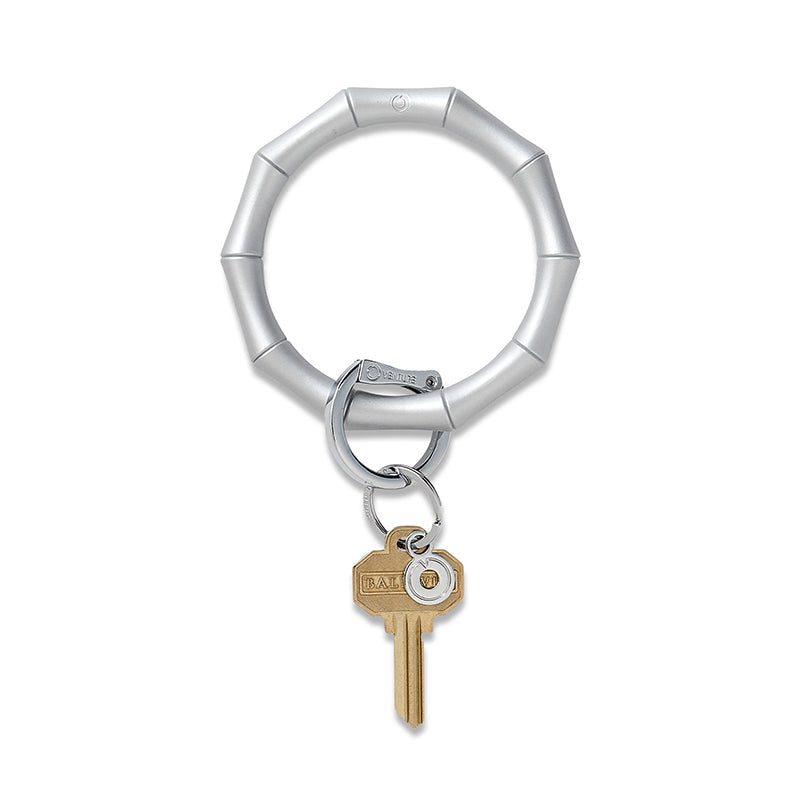 O-VENTURE | Big O Key Ring -  Quicksilver Bamboo