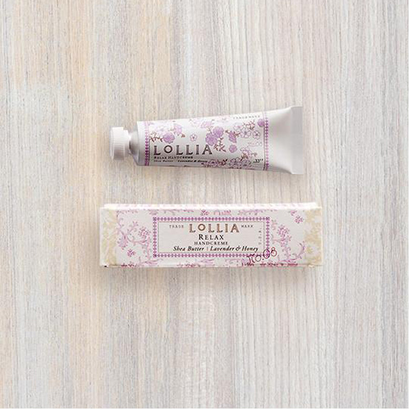 LOLLIA | Relax Shea Butter Handcreme