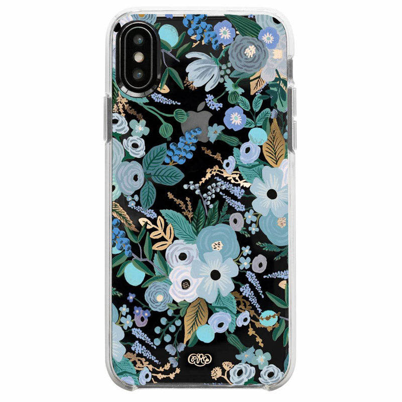 RIFLE PAPER CO | Garden Party Blue iPhone Case