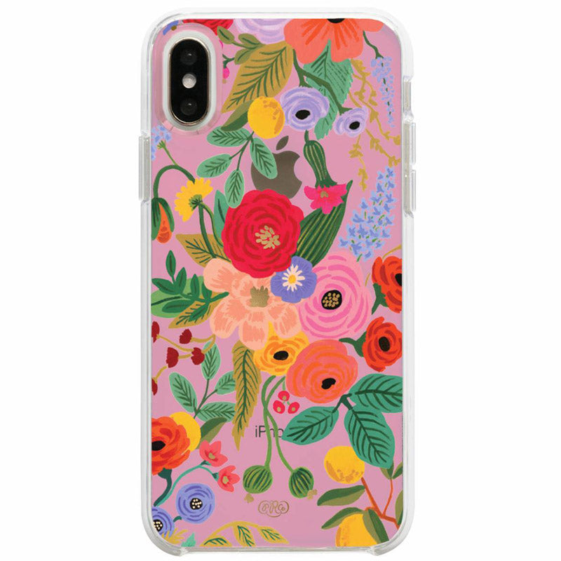 rifle-paper-co-clear-garden-party-blush-iphone-case