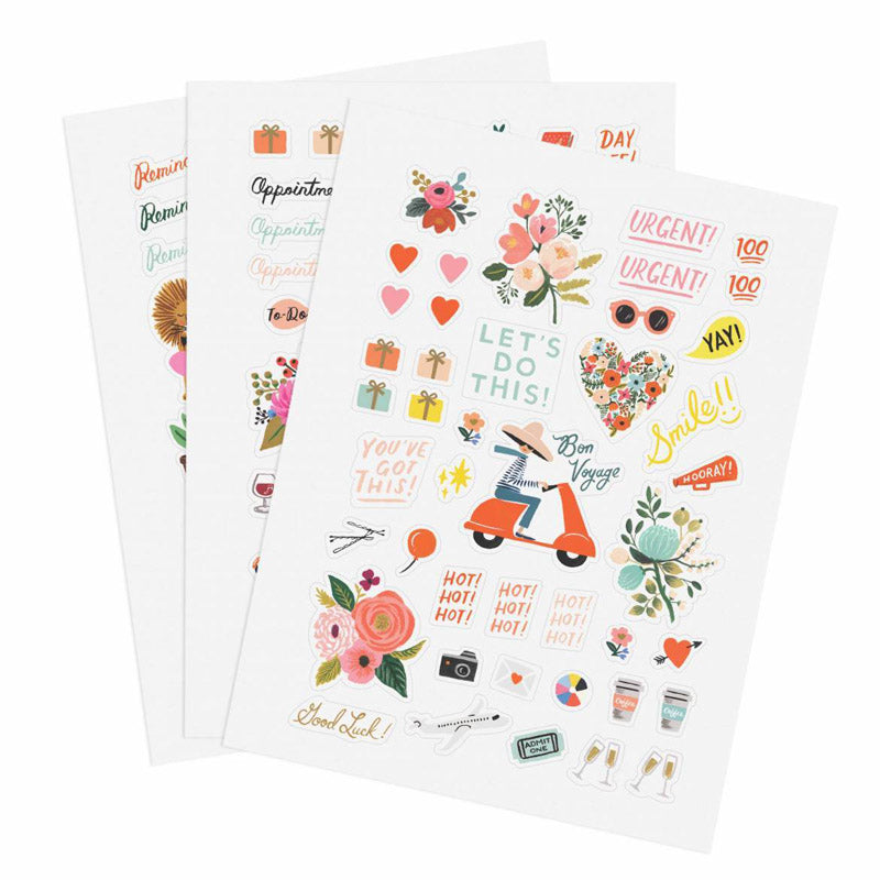 RIFLE PAPER CO. | Sticker Sheets