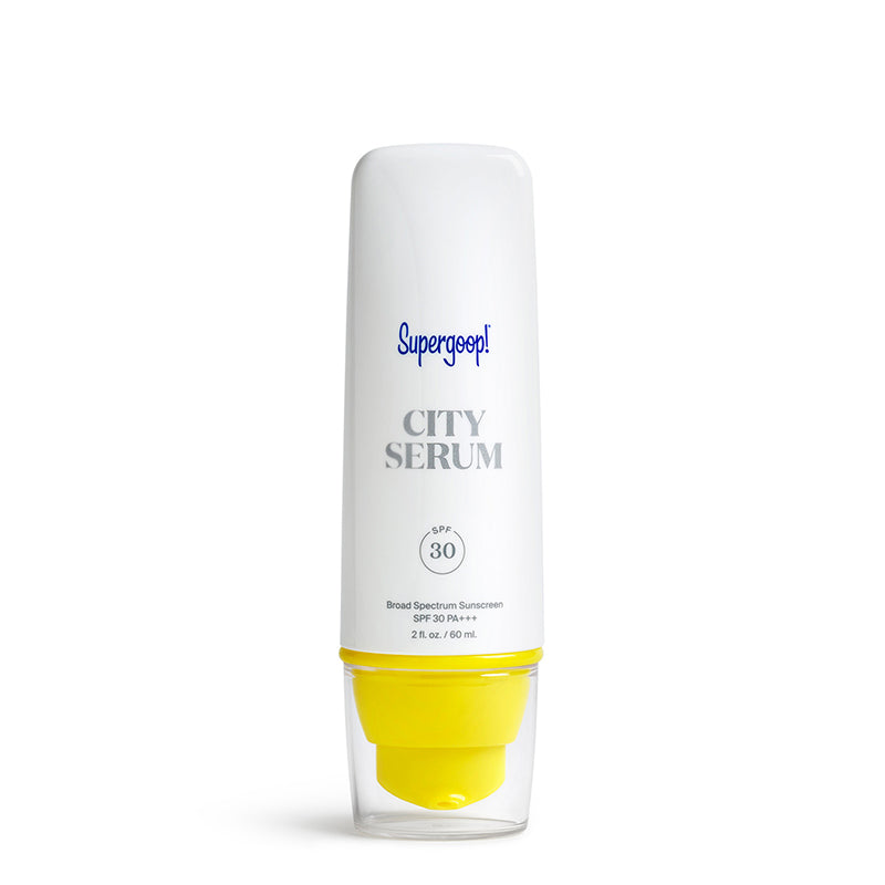 City Sunscreen Serum