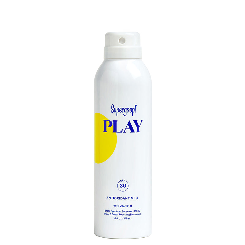 SUPERGOOP! | PLAY Antioxidant Body Mist SPF 30 with Vitamin C