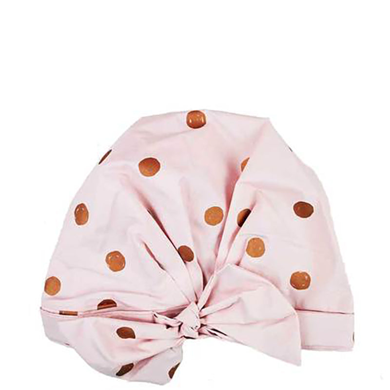 kitsch-luxury-shower-cap-blush-dot
