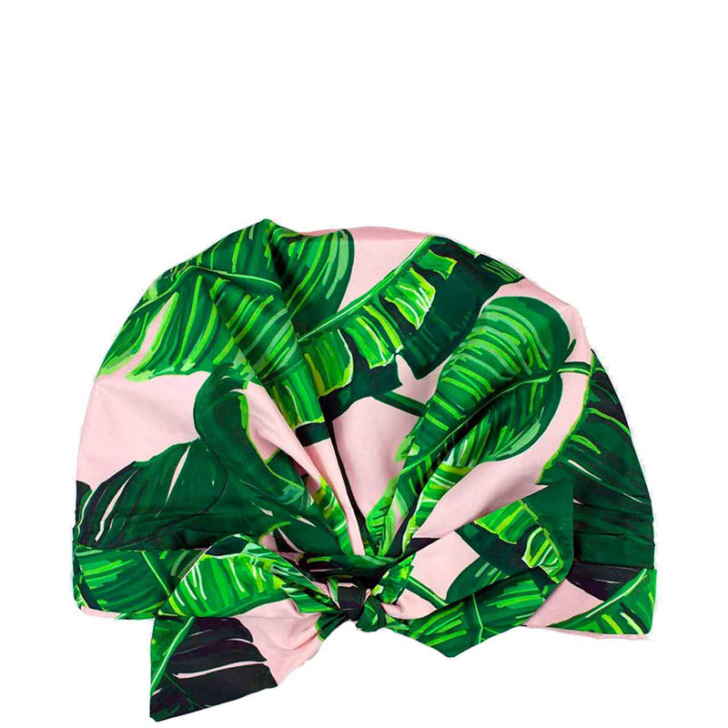 kitsch-luxury-shower-cap-palm-print