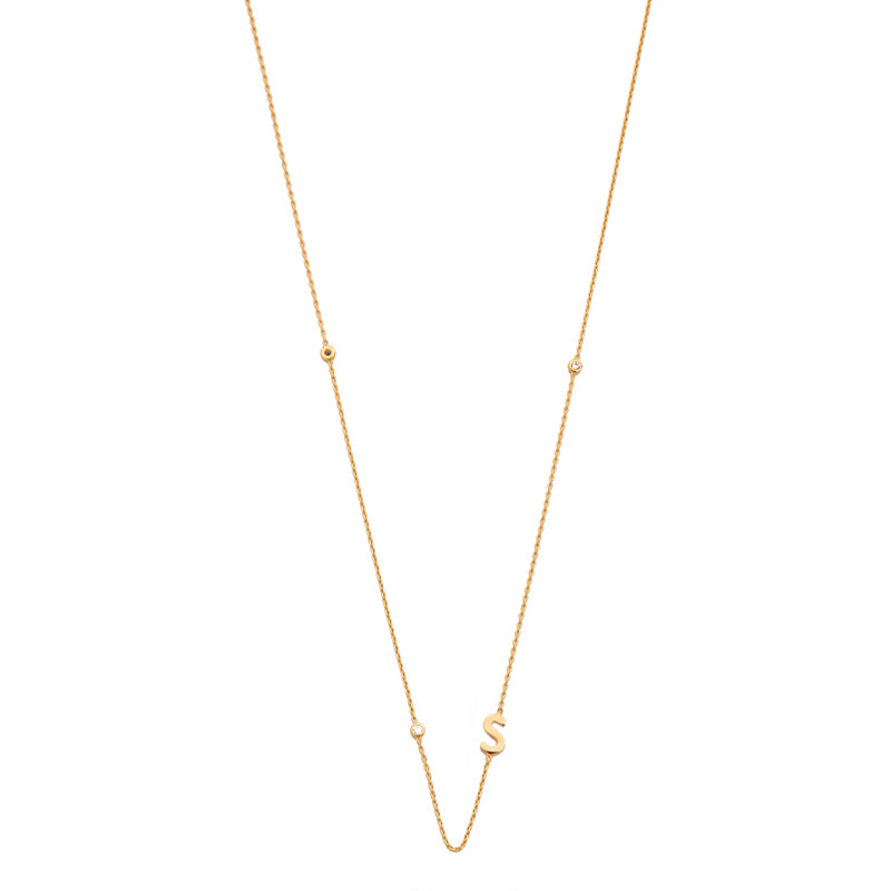 tai-rittichai-sideway-initial-gold-necklace-with-cz-accents