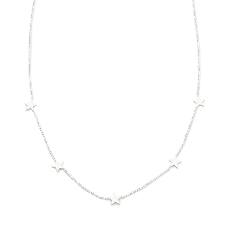 Tai Five Star Necklace