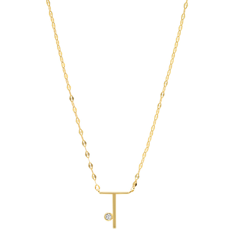 Tai Initial Necklace