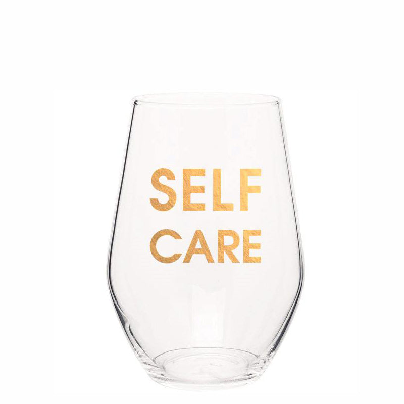 chez-gagne-self-care-stemless-wine-glass