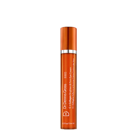 DR DENNIS GROSS | C + Collagen Brighten + Firm Eye Cream