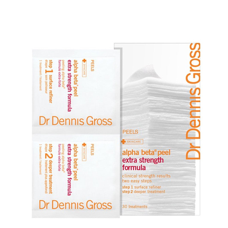 DR DENNIS GROSS Peel Pads Extra Strength