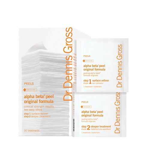DR DENNIS GROSS | Alpha Beta Universal Daily Peel - 30 Pack