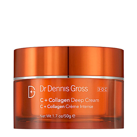 DR DENNIS GROSS | C + Collagen Deep Cream