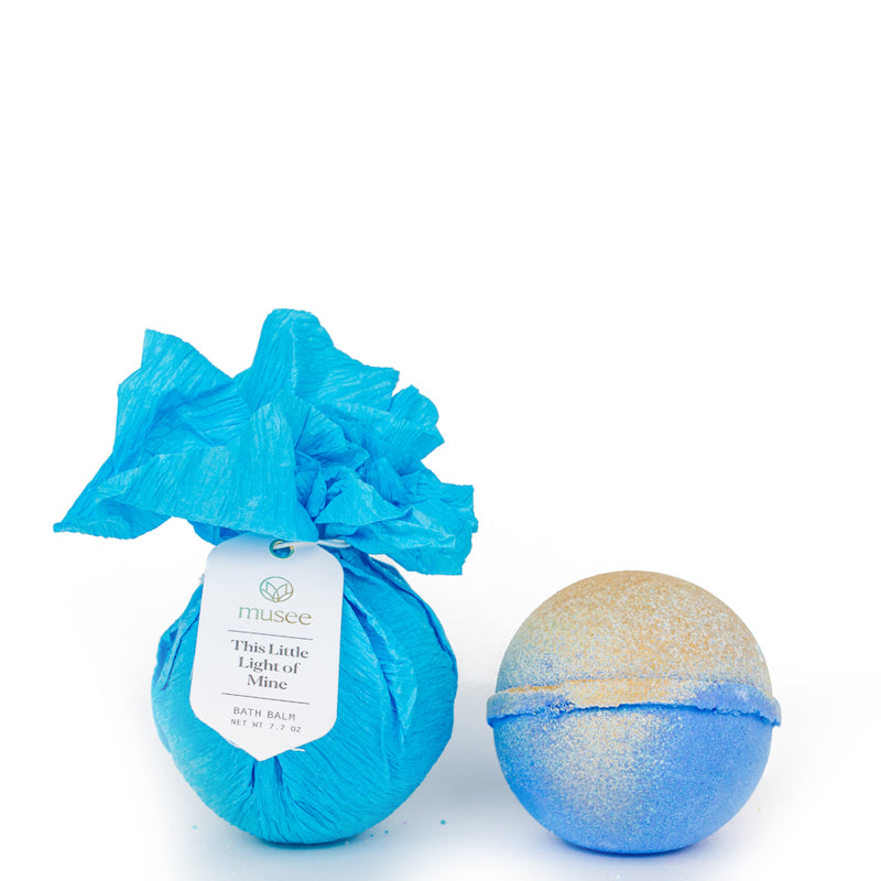 MUSEE BATH | This Little Light of Mine Bath Bomb