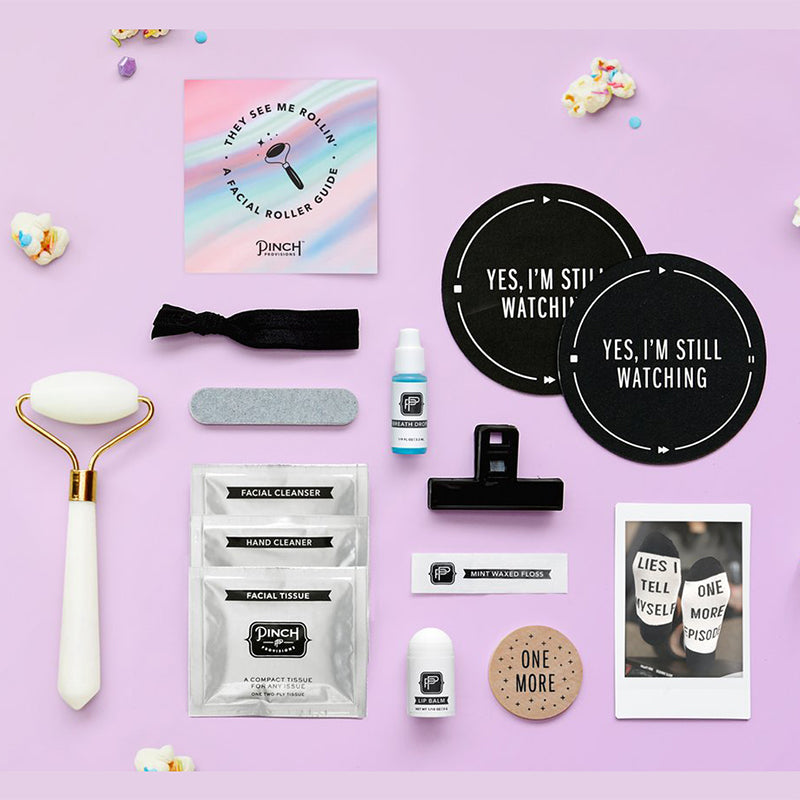binge-watching-beauty-kit