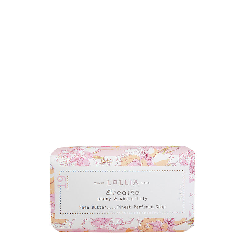 LOLLIA | Breathe Shea Butter Soap