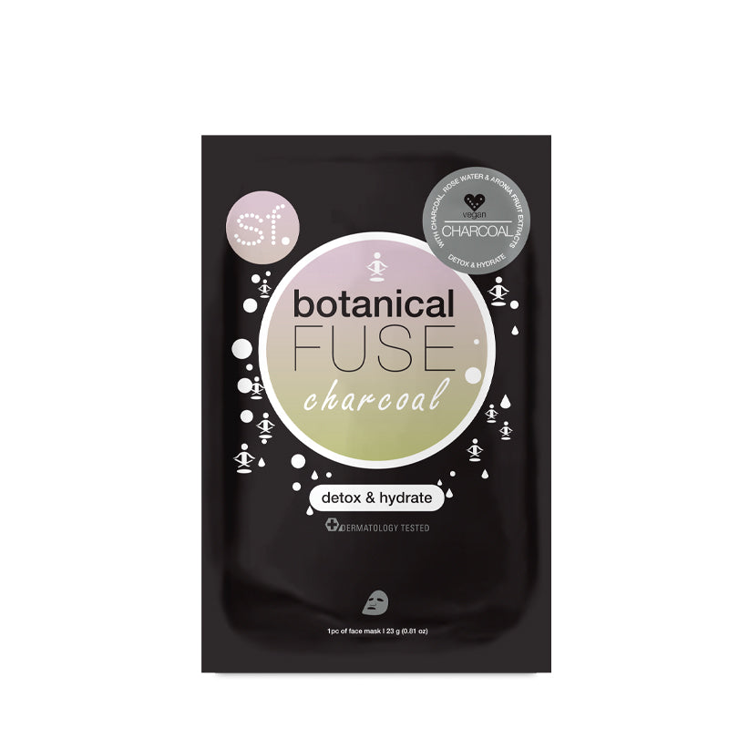 SKIN FORUM | Botanical Fuse Sheet Mask - Charcoal
