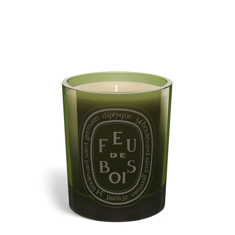 DIPTYQUE | Feu de Bois (Woodfire) Colored Candle
