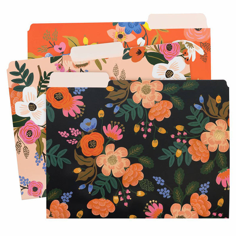 rifle-paper-co-lively-floral-file-folder-set
