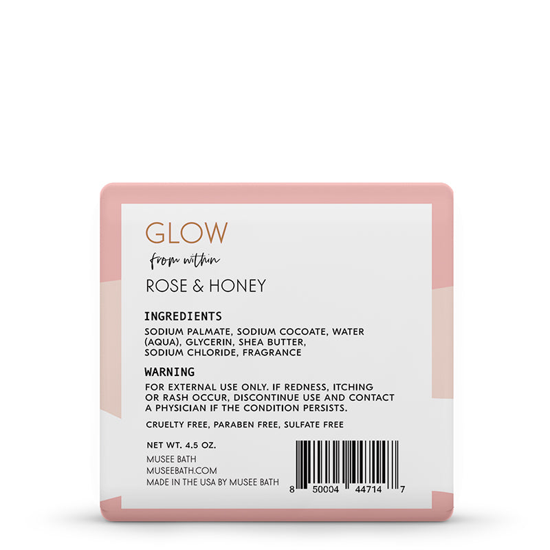 MUSEE BATH | Glow from Within Soap