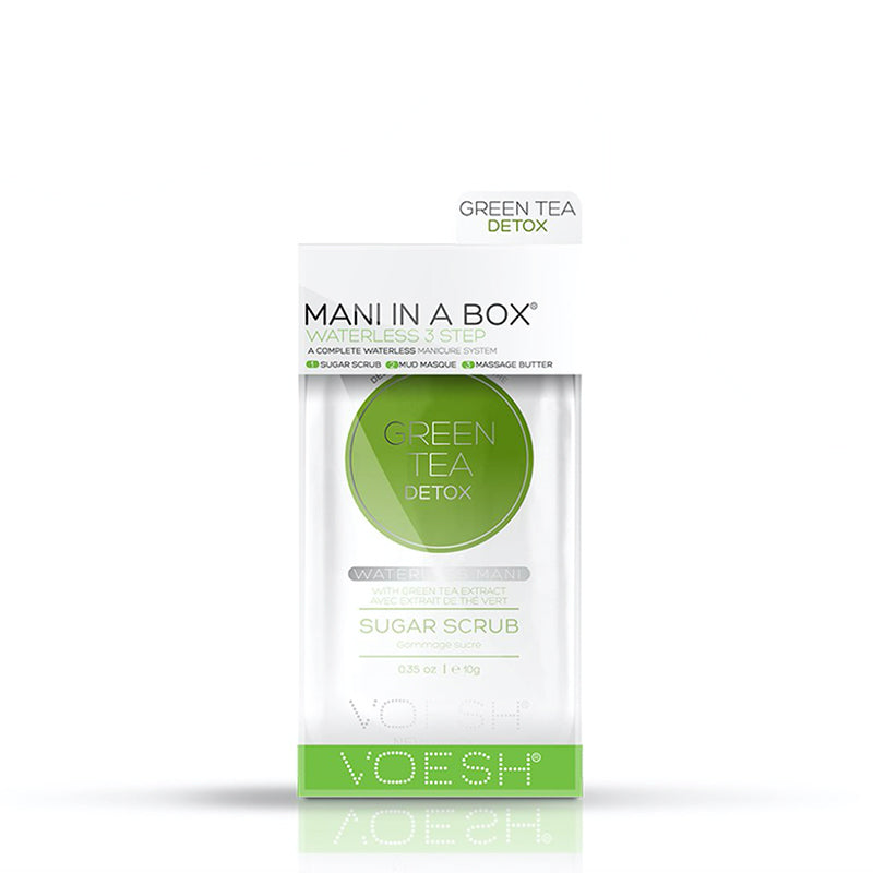 VOESH | Mani in a Box - 3 Step Waterless