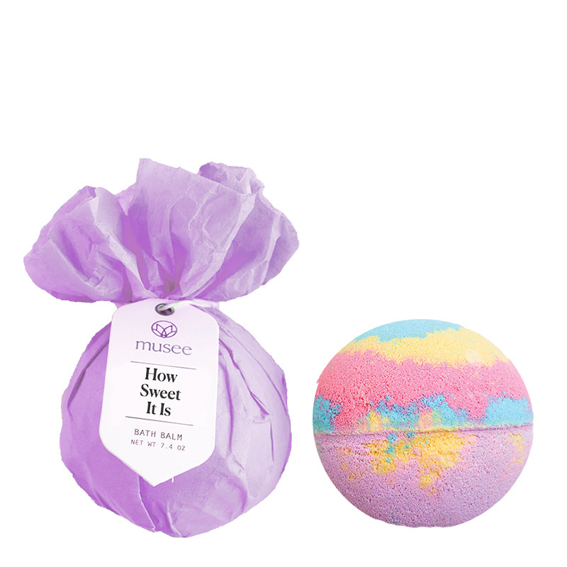 MUSEE BATH | How Sweet It Is Bath Bomb