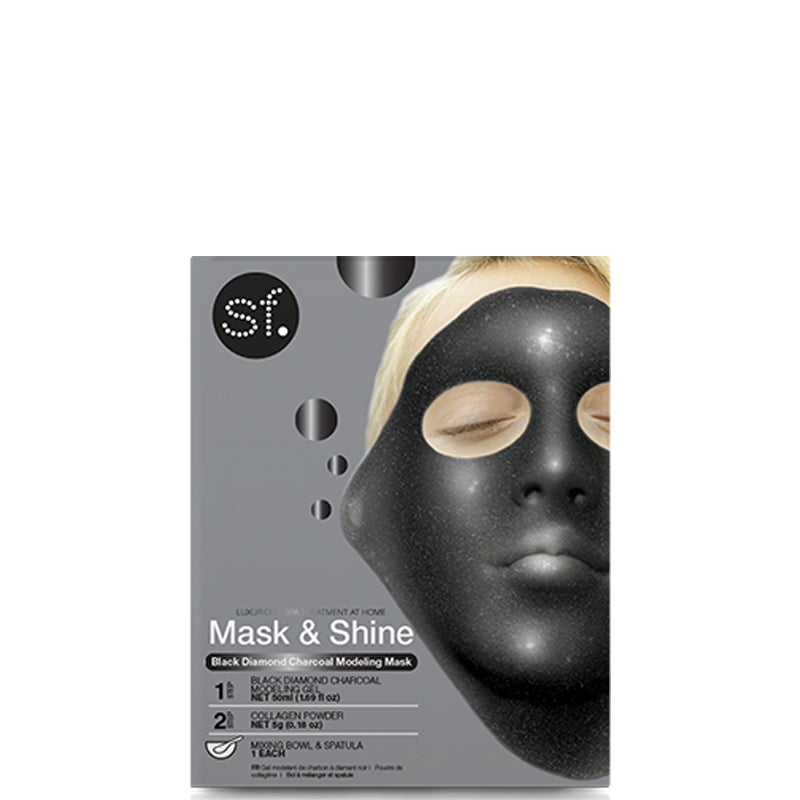 Black Diamond Modeling Gel Mask
