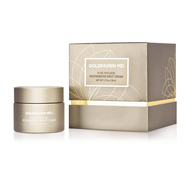 GOLDFADEN MD | Regenerative Night Cream