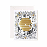RIFLE PAPER CO. | Bee's Knees Greeting Card