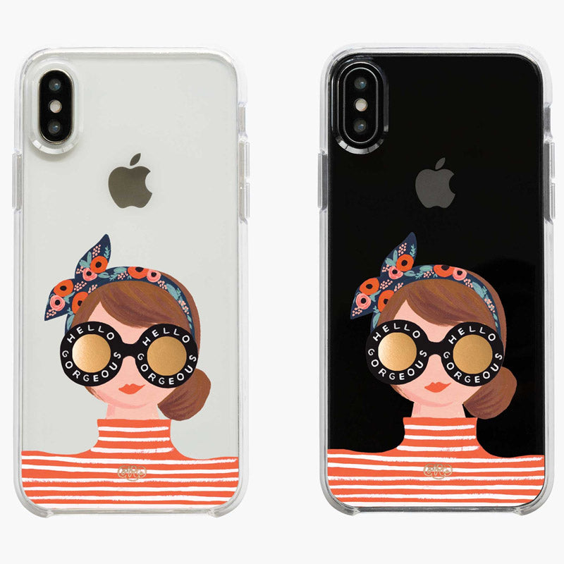RIFLE PAPER CO | Hello Gorgeous iPhone Case
