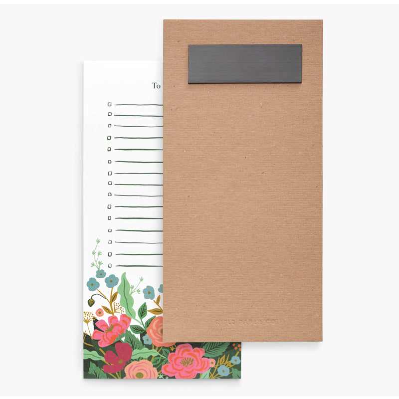 RIFLE PAPER CO. | Floral Vines Magnetic Market Pad