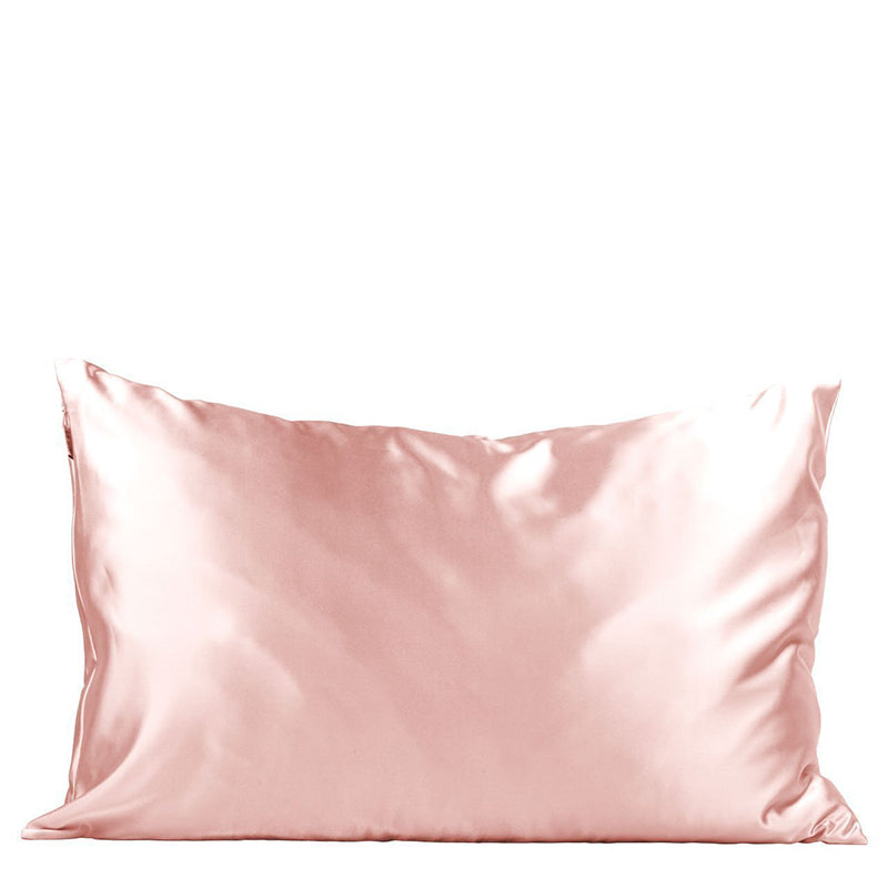 KITSCH | Satin Pillowcase - Blush