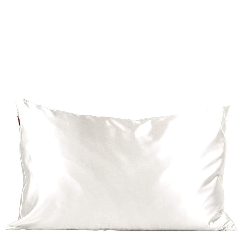 KITSCH | Satin Pillowcase - Ivory