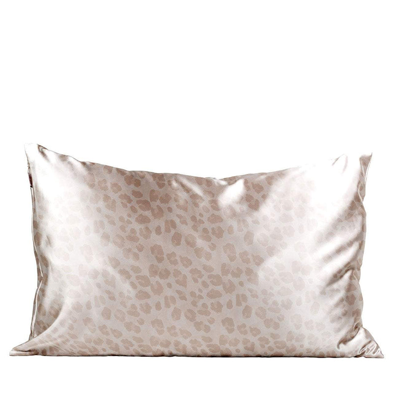 KITSCH | Satin Pillowcase - Leopard