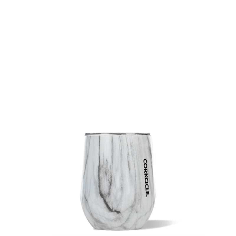 CORKCICLE | Stemless Wine Cup - Snowdrift Wood
