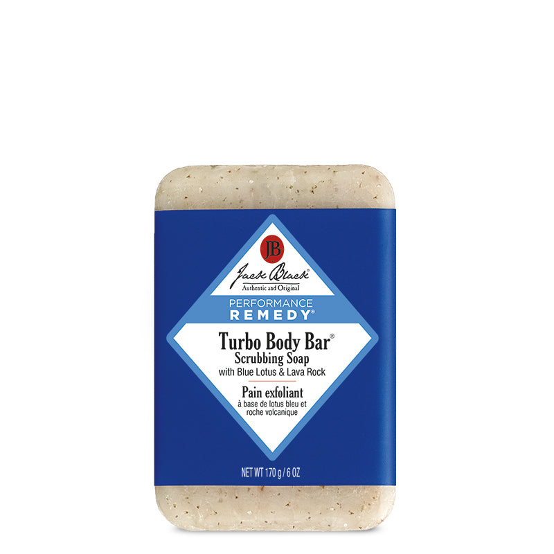 JACK BLACK | Turbo Body Bar Scrubbing Soap