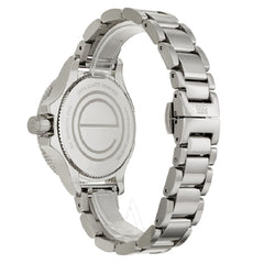 ESQ Movado Fusion Stainless Steel Interchangeable Strap Women's Watch's back