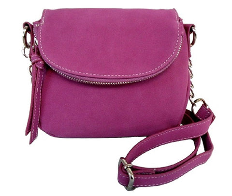 Pink Fashion Cross Body Bag