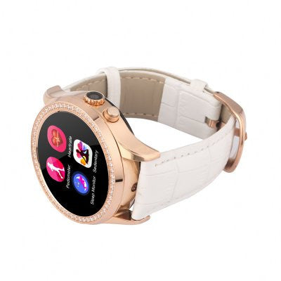 D2 Smartwatch - 1.22 Capacitive Touchscreen, Bluetooth 4.0, Pedometer