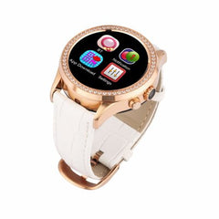 D2 Smartwatch - 1.22 Capacitive Touchscreen, Bluetooth 4.0