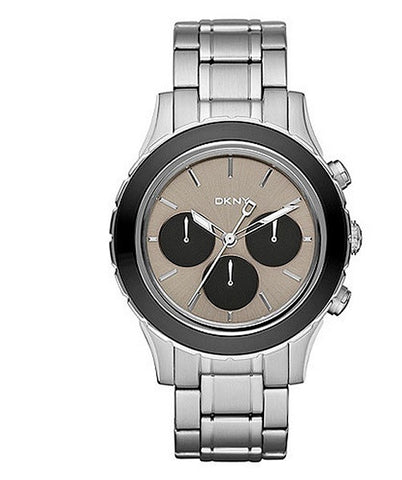 DKNY Men's NY8659 Stainless Steel Chronograph Watch