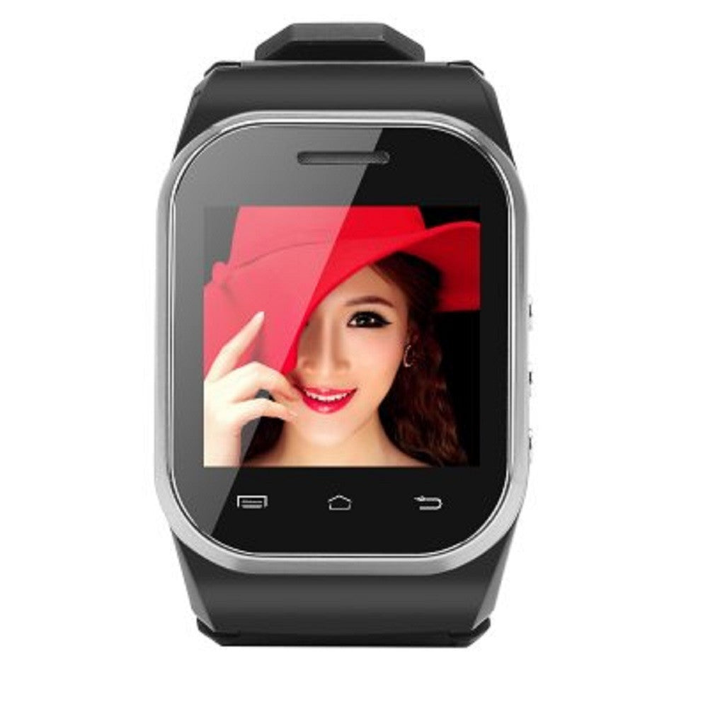 Ken Xin Da W1 Bluetooth Watch Phone front