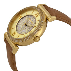 Side of Michael Kors Women's Watch Catlin