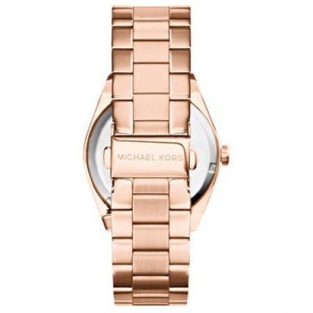 Michael Kors Stainless Steel Watch for Women MK5927 - Back