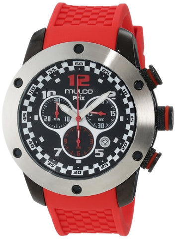 "MULCO Unisex ""Prix"" Stainless Steel Casual Watch MW2-6313-065"
